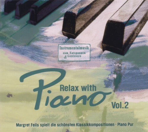 Relax with Piano, Vol. 2